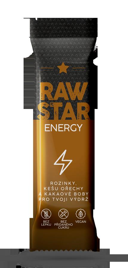 Tyčinka RAW STAR